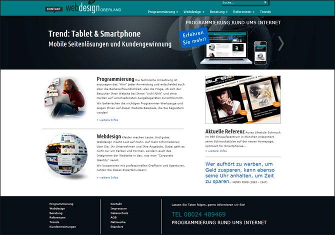 webdesign-gerade